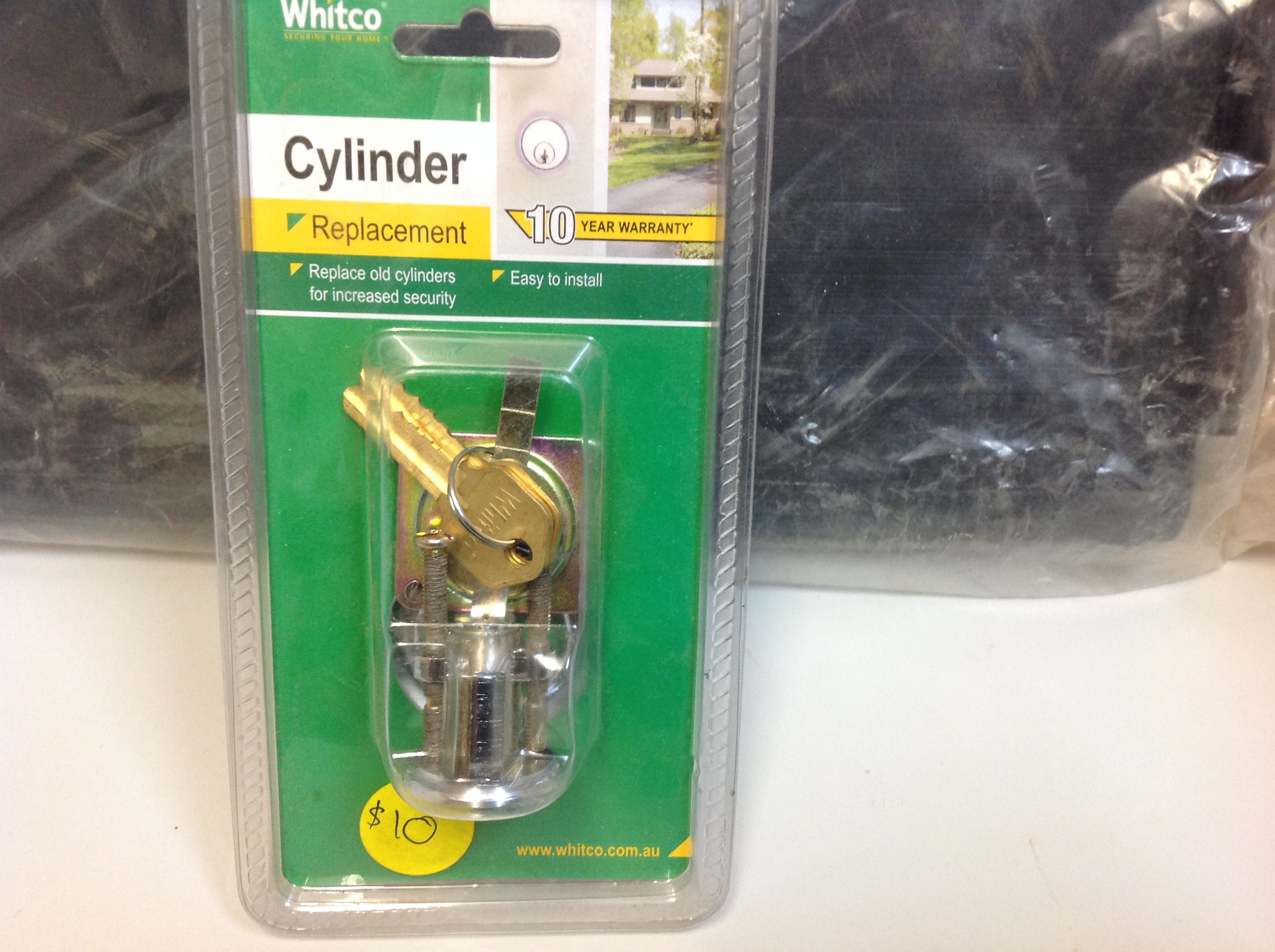Whitco Replacement Cylinder Door Lock Neerim South 2nd Hand Store